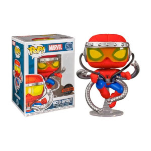 Marvel Spider-Man Octo-Spidey EXC Pop! Vinyl Figure