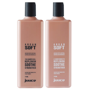 Juuce Argan Soft Duo with 1 Minute Treatment (Worth $88.85)