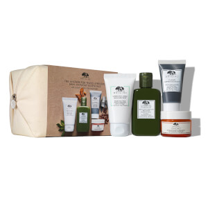 Origins Exclusive The Answer for Travel-Stressed Skin in-Flight Essentials (Worth £54.00)