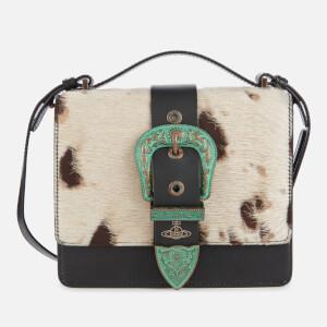 Vivienne Westwood Women's Rodeo Small Shoulder Bag - Brown