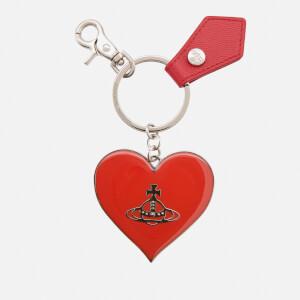 Vivienne Westwood Women's Windsor Mirror Heart Orb - Red