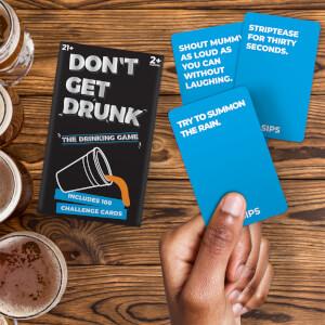 Don't Get Drunk Game