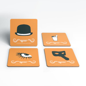 A Clockwork Orange Coaster Set