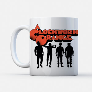 A Clockwork Orange Group Mug