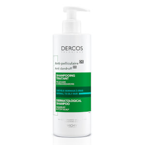 VICHY Dercos Anti-Dandruff Shampoo for Normal/Oily Hair 390ml