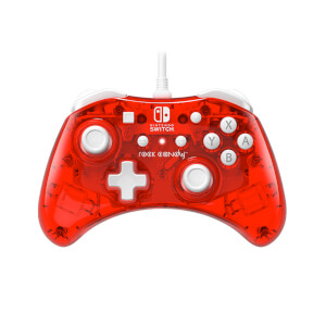 Nintendo Switch Mini Controller (Wired) - Cherry