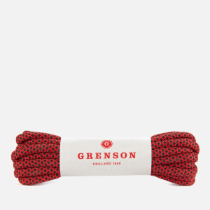 Grenson Hiking Boot Lace - Red