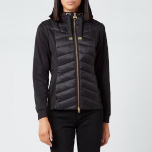 Barbour International Women's Spitfire Sweat Jacket - Black