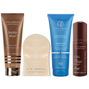 Vita Liberata Mega Tan Bundle
