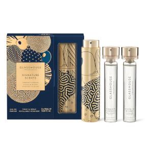 Glasshouse Signature Scents Eau de Parfum Set (3 x 19ml)
