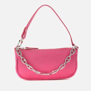 by FAR Women's Mini Rachel Shoulder Bag - Hot Pink