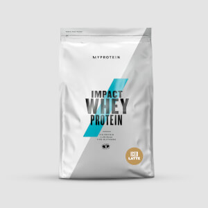 임팩트 웨이 프로틴 - 아이스라떼 맛