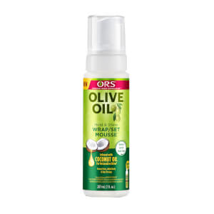 ORS Olive Oil Wrap/Set Mousse 207ml