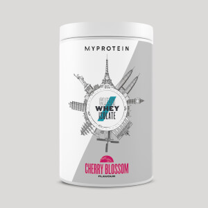 Clear Whey Isolate — Limited Edition World's Kitchen