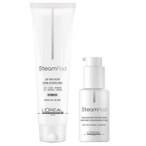 L'Oréal Professionnel Steampod Two-Step Regime for Fine Hair