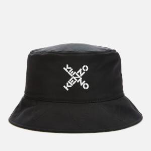 KENZO Men's Sport Nylon Bucket Hat - Black