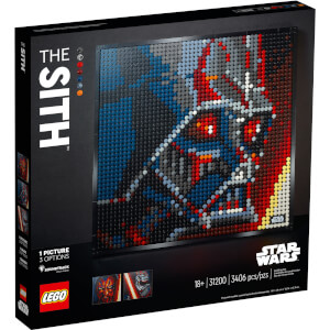 LEGO Art: Star Wars (31200)