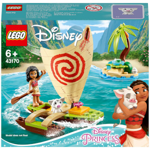 LEGO Disney Princess: Moana's Ocean Adventure (43170)
