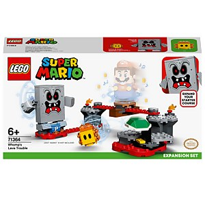 LEGO Super Mario Whomp's Lava Trouble Expansion Set (71364)