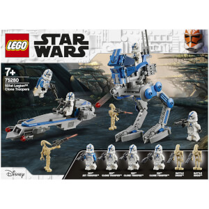 LEGO Star Wars: 501st Legion Clone Troopers Set (75280)