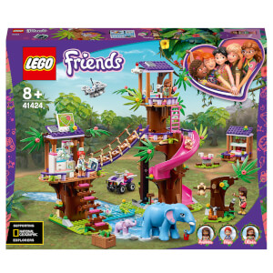 LEGO® Friends: Base di soccorso tropicale (41424)