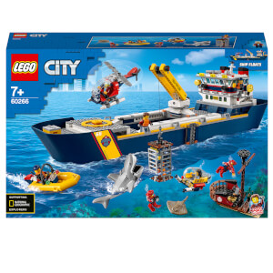 LEGO City Oceans: Ocean Exploration Ship (60266)