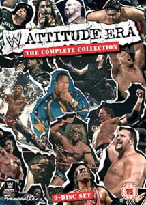 WWE: Attitude Era - The Complete Collection (Vols 1-3)
