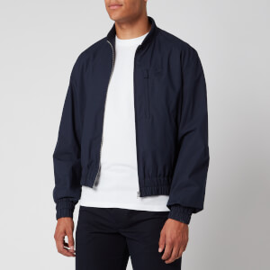 KENZO Men's Bomber Jacket - Navy Blue