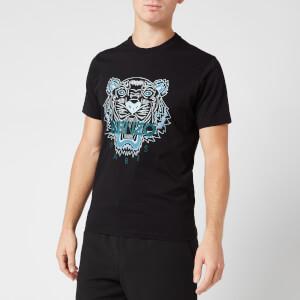 KENZO Men's Logo T-Shirt - Black