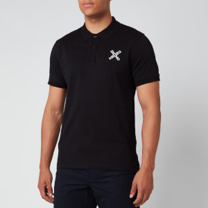 KENZO Men's Sport X Polo Shirt - Black