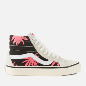 Vans Anaheim Sk8-Hi 38 DX Trainers - White/Black/Summer Leaf
