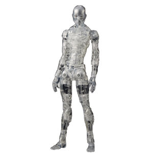 1000 Toys Inc. TOA Heavy Industries Synthetic Human Clear Ver Px 1/6 Action Figure