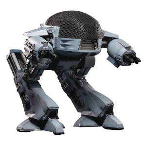 Hiya Toys Robocop ED-209 1/18 Scale Figure with Sound - PX Exclusive