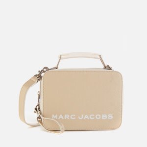 Marc Jacobs Women's The Box 20 Bag - Oatmilk
