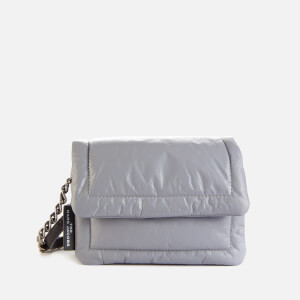 Marc Jacobs Women's The Mini Pillow Bag - Purple Grey