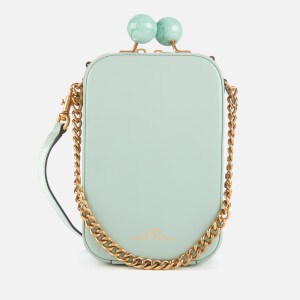 Marc Jacobs Women's The Vanity Bag - Marine Green