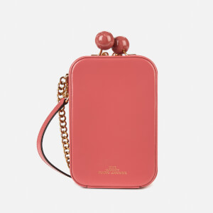 Marc Jacobs Women's The Vanity Bag - Santa Fe Red