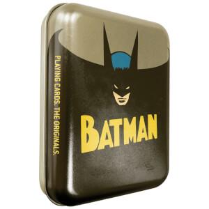 DC Batman Collector Playing Cards & Tin