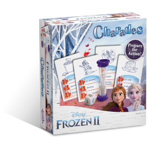 Disney Frozen 2 Travel Size Charades Card Game