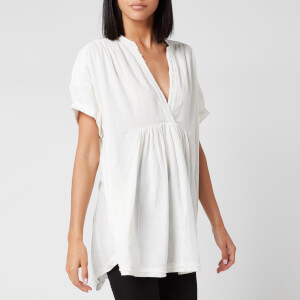 Free People Women's Getaway With Me Tunic - Ivory