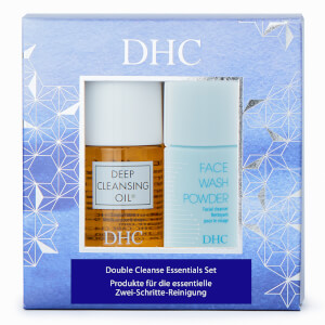 DHC Double Cleanse Essentials Set
