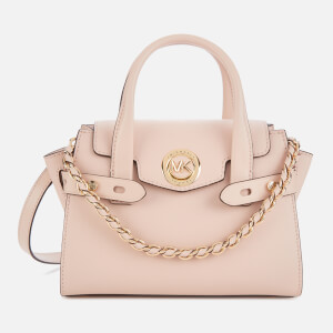 MICHAEL MICHAEL KORS Women's Carmen XS Flap Messenger Bag - Soft Pink