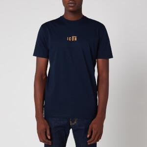 Dsquared2 Men's Icon Logo Cool Fit T-Shirt - Blue