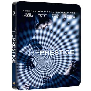 The Prestige - Zavvi Exclusive 2 Disc Blu-ray Steelbook