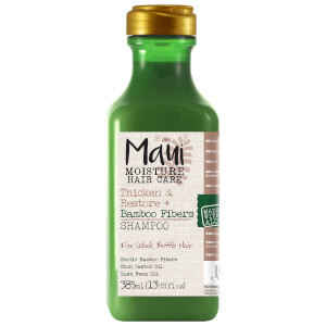 Maui Moisture Thicken and Restore+ Bamboo Fibres Shampoo 385ml