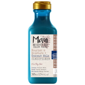 Maui Moisture Nourish and Moisture+ Coconut Milk Conditioner 385ml