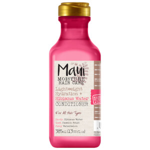 Maui Moisture Lightweight Hydration+ Hibiscus Water Conditioner 385ml