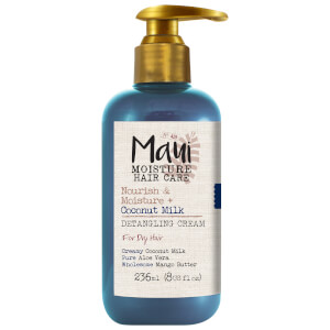 Maui Moisture Nourish and Moisture+ Coconut Milk Detangling Cream 236ml
