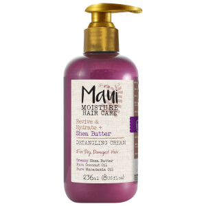 Maui Moisture Revive and Hydrate+ Shea Butter Detangling Cream 236ml