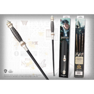 Harry Potter Narcissa Malfoy's Wand with Window Box